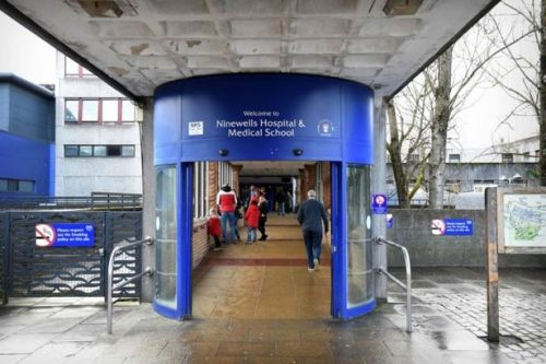 Extra 30-bed coronavirus ward readied at Dundee hospital as cases soar