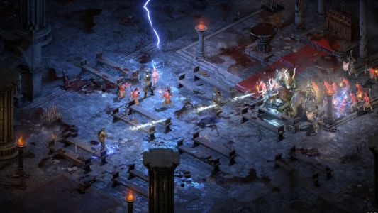 Diablo II Resurrected Lets Players Use Their Original Saves