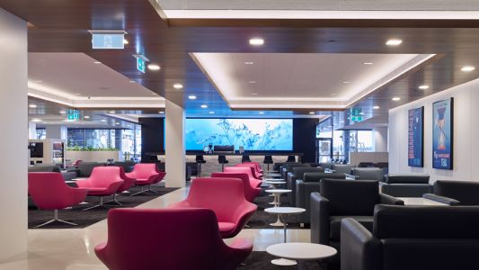 Air New Zealand opens domestic and regional lounges with limited services