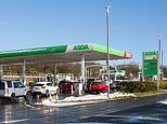 Asda announces a 2p price cut on a litre of petrol and 1p off diesel