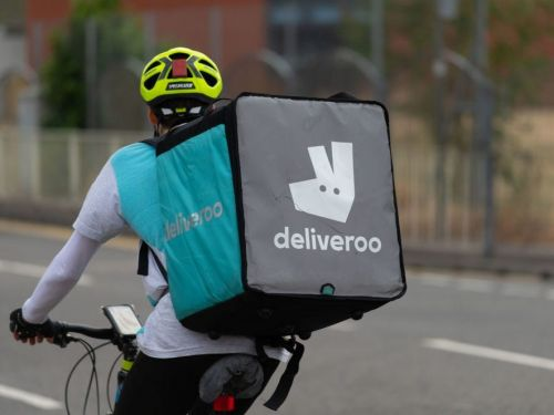 Deliveroo, the Amazon-backed food delivery service, has picked London as the venue for its blockbuster IPO