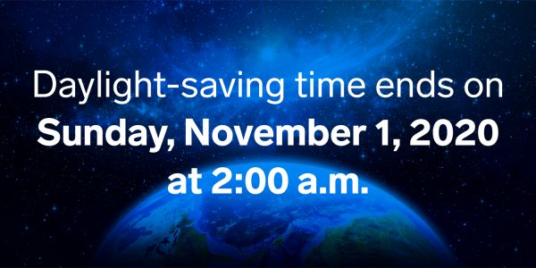 Daylight-saving time ends this weekend in the US. It's one of the world's stupidest rituals