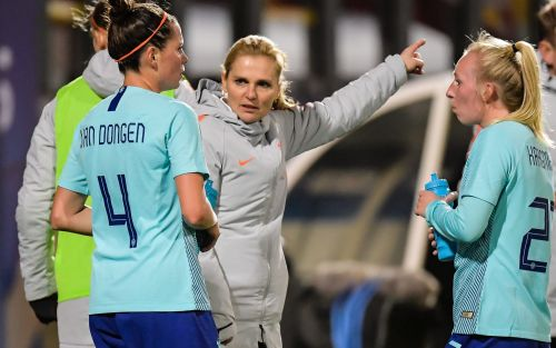 Holland boss Sarina Wiegman favoured by FA to be next England Women's manager