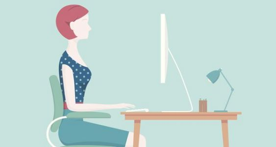 Working At A Laptop All Day? How To Combat The Aches And Pains
