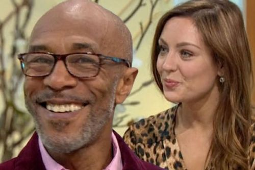 Strictly Come Dancing: Kiss comment sparked Danny John-Jules and Amy bust-up