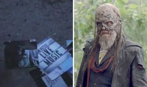 Walking Dead: Did you spot Beta appear in spin-off? Real identity revealed