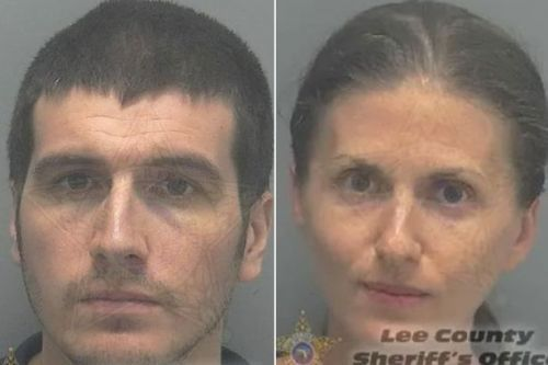 Vegan couple 'starved son to death while feeding him just fruit and vegetables'