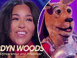 The Masked Singer: Jordyn Woods removes Kangaroo mask during shocking reveal after being eliminated