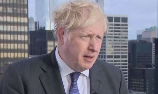 'Come on Beth!' Boris Johnson snaps at Rigby after post-Brexit US trade deal threatened