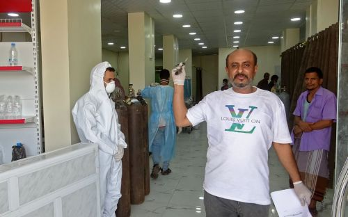 Deaths from coronavirus-like symptoms surge in Yemeni city of Aden
