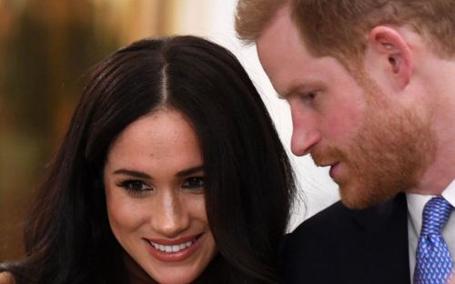 Meghan Markle and Prince Harry to lose their HRH titles after new deal thrashed out by Palace