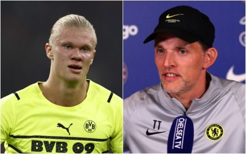Thomas Tuchel reveals Chelsea talks about signing Erling Haaland