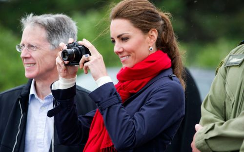 Duchess of Cambridge made patron of Royal Photographic Society, taking over from Queen after 67 years