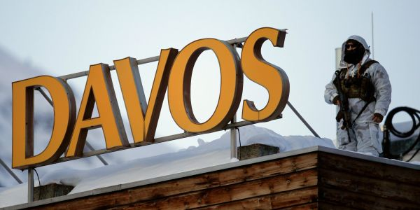 Swiss officials say they infiltrated a ring of Russians posing as plumbers in order to spy on elites at Davos