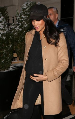 Meghan Markle baby shower: Flower display inside the Duchess' lavish suite revealed as she donates them to charity