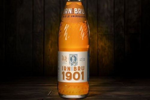 FULL SUGAR Irn Bru is back, and you can get it in this Strathaven supermarket