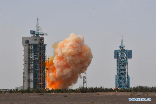 Earth observation and research satellites ride Chinese rocket into orbit