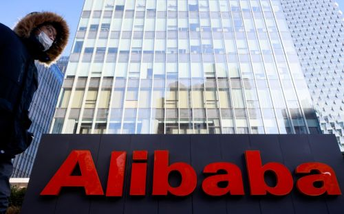 Alibaba shares rise after record $2.8bn antitrust fine- live updates