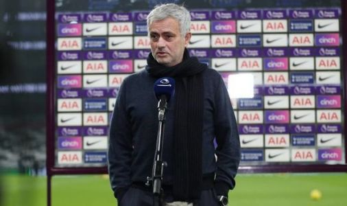 Tottenham boss Jose Mourinho reacts to Marcus Rashford penalty debate ahead of Liverpool