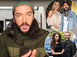 Pete Wicks claims Chloe Sims and 'half the TOWIE cast' have unfollowed him