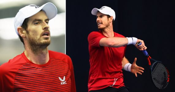 Andy Murray confirms he won't compete at the Australian Open