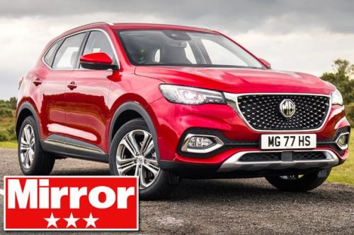 MG HS review: Top-spec SUV offers terrific value for money
