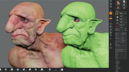 20 of the best ZBrush tutorials