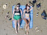 UK weather: Britons bask in glorious sun on what's set to be the hottest Easter break in 70 years
