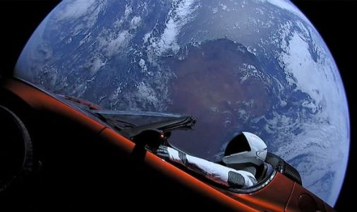 SpaceX Starman: Will the Tesla Roadster hit Earth? Starman completes first lap around Sun
