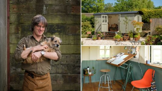 Luxury hut maker sees business boom as demand for posh garden offices soars with lockdown
