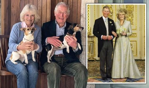 Prince Charles and Camilla celebrate 15th wedding anniversary with sweet new picture