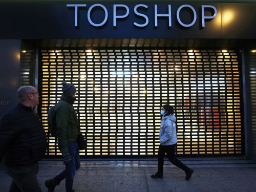 Topshop owner Arcadia falls into administration, putting more than 13,000 jobs at risk. It's the UK's biggest corporate casualty of the COVID-19 crisis so far