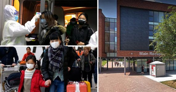 Chinese students returning to UK face coronavirus quarantine