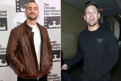 CM Punk in extraordinary foul-mouthed rant at WWE superstar The Miz