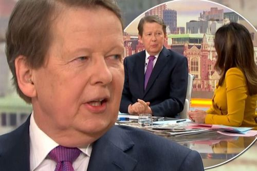 Good Morning Britain fans welcome Bill Turnbull as he reunites with Susanna Reid