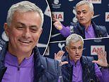 From a 'beaming Santa' to 'dry humour and wary moodiness'. analysing Jose Mourinho's body language