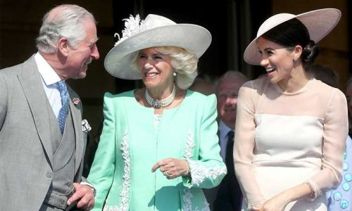 Prince Charles and Camilla share gorgeous photo of birthday girl Meghan Markle