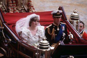 Princess Diana reportedly felt very 'uneasy' on the day of her wedding to Prince Charles