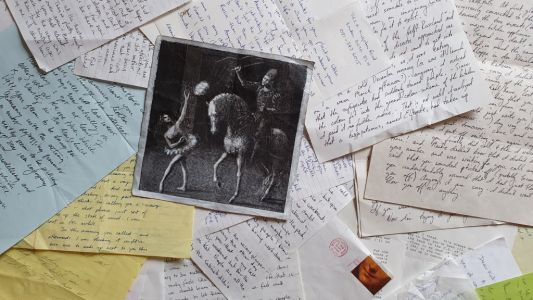 I cherish love letters from my old flames - technology has killed romance