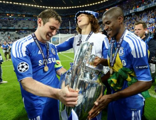 Ramires reveals who told JT to wear his kit during Champions League final