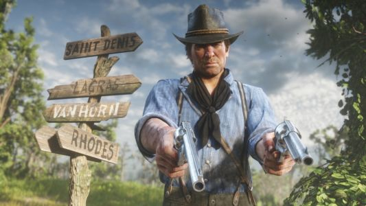 Red Dead Redemption 2 could follow GTA 5 to next gen hints Rockstar owner Take-Two