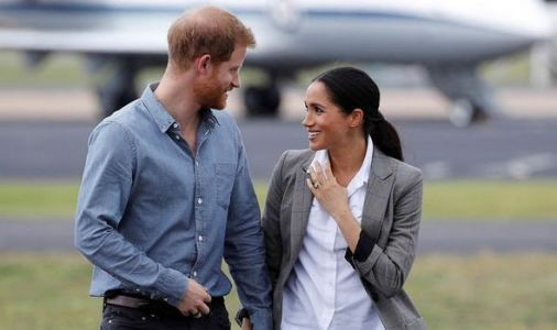 Meghan Markle and Harry attacked for not 'leading by example' with gas-guzzling car