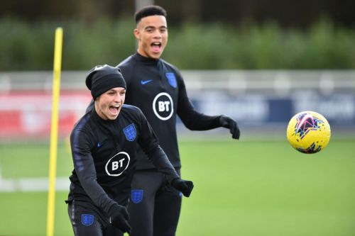Better than Sergio Aguero?! Phil Foden says Mason Greenwood is 'the best' finisher he's ever seen