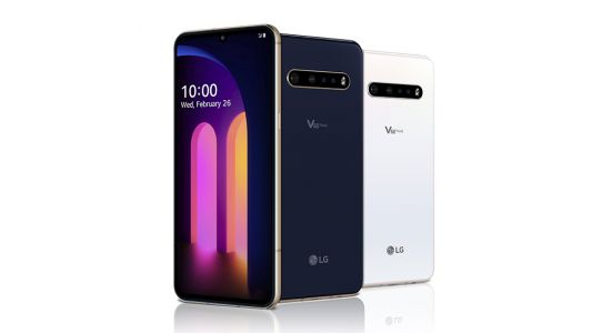 LG V60 ThinQ 5G phone boasts 8K recording and OLED 'Dual Screen'