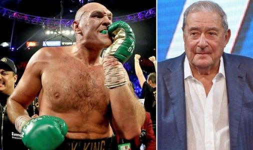 Tyson Fury compared to boxing icon Muhammad Ali after Deontay Wilder win - 'fans love him'