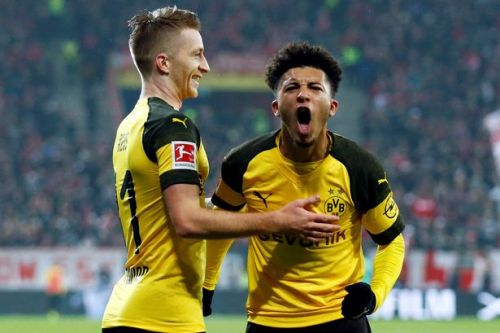 Jadon Sancho urged to snub Man Utd and stay at Borussia Dortmund by Marco Reus