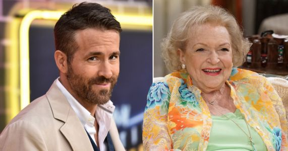 Ryan Reynolds shares foul-mouthed throwback with Betty White to mark her 99th birthday