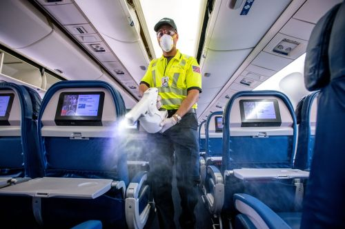 Even if airlines can convince people their planes are safe from COVID-19, their CEOs say they won't recover until the pandemic ends