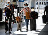 Overseas arrivals at Sydney airport will be capped at 450 a day as quarantine hotels struggle