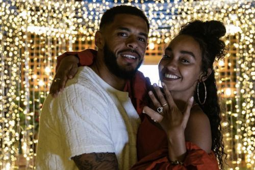 Little Mix star Leigh-Anne Pinnock gets engaged to Andre Gray